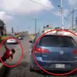 VIDEO: Automovilista atropella a niño y huye en Valle de Chalco