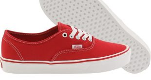 Vans Authentic 1601 Encuentra barato Vans Authentic Lite Canvas bambas Vans rojas I120IE_LRG