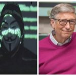 "Anonymous amenaza a Bill Gates por proyecto ""ID2020"""